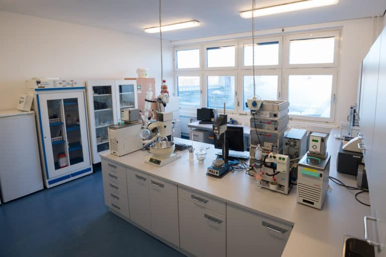 Vital Solutions R&D Laboratory