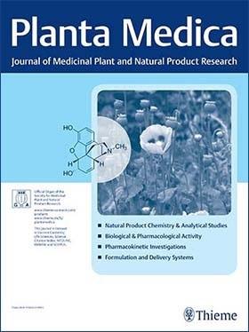 Planta Medica front page