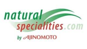 Ajinomoto natural specialities Logo