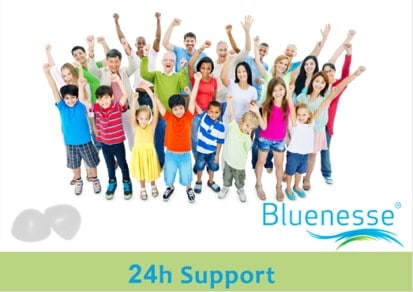 Bluenesse - 24h support